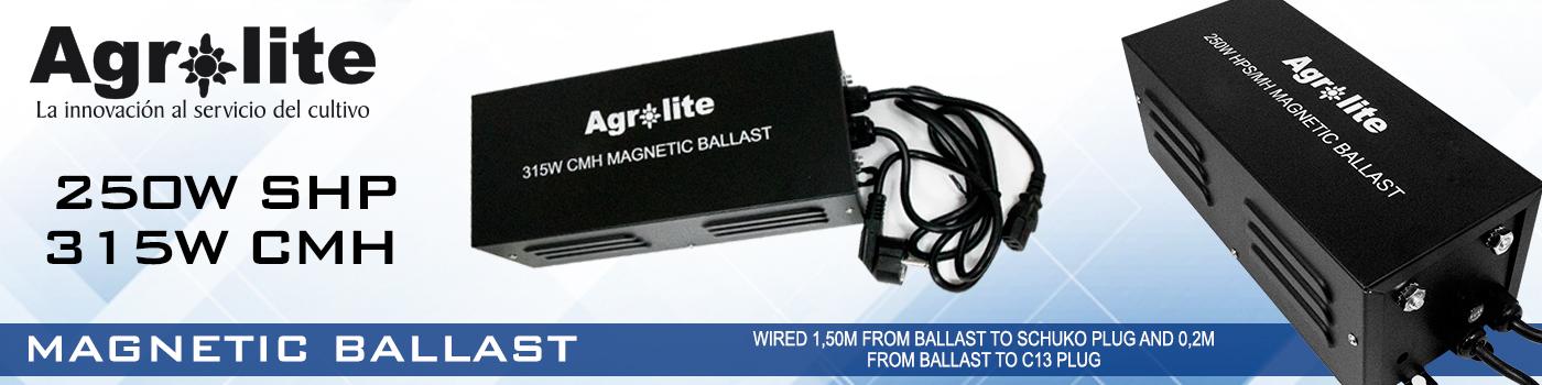 Magnetic Ballast Agrolite